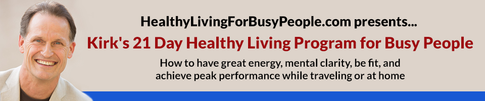 Healthy-Living-busy-people-banner